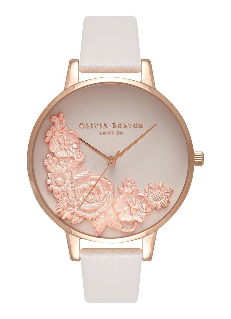 Olivia Burton Horloge Begin to Blush OB16FS85