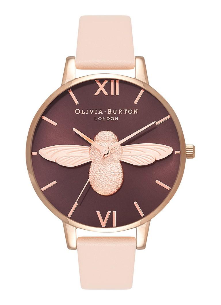 Olivia Burton Horloge Animal Motif 3D OB16AM99