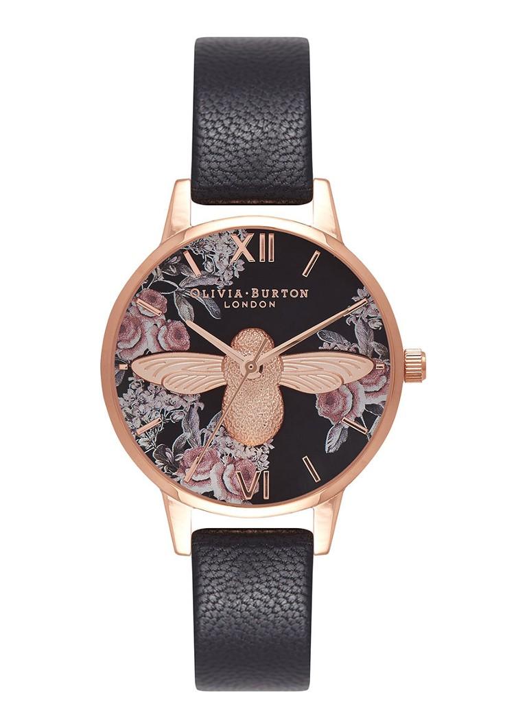 Olivia Burton Horloge Midi Floral OB16AM100