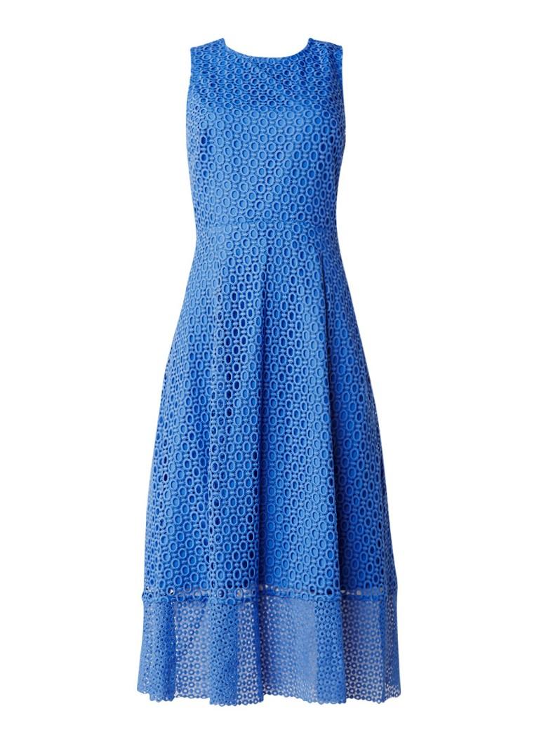 Warehouse Alijn jurk van kant met
