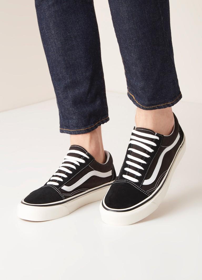 VANS Old Skool sneaker met suède details