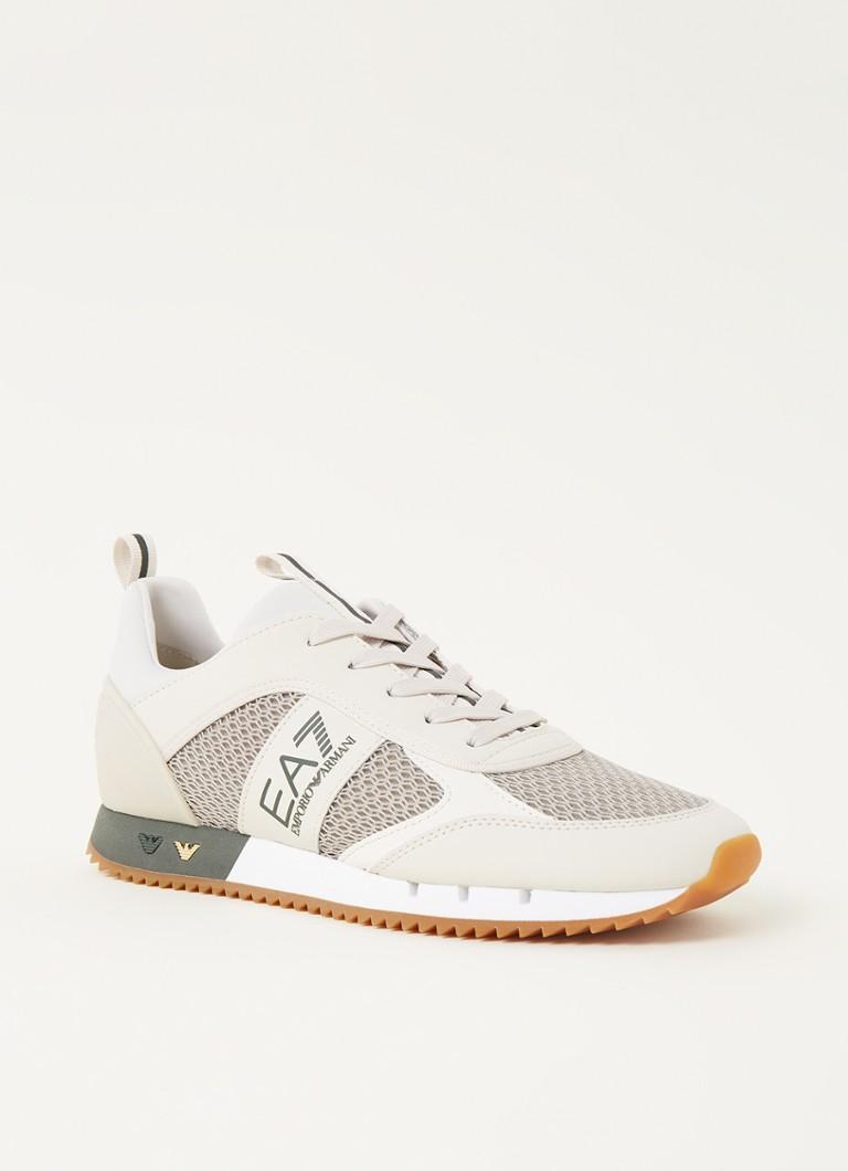 Emporio Armani Sneaker met mesh details online kopen