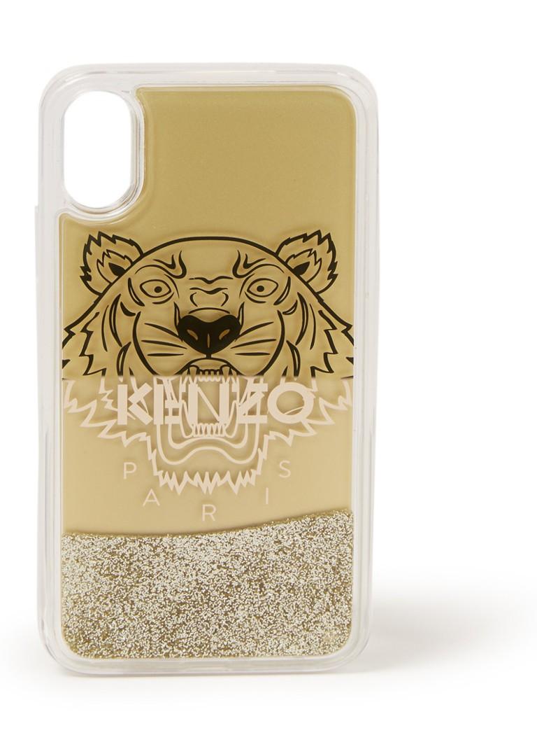 Image of KENZO Tiger telefoonhoes voor iPhone X en Xs
