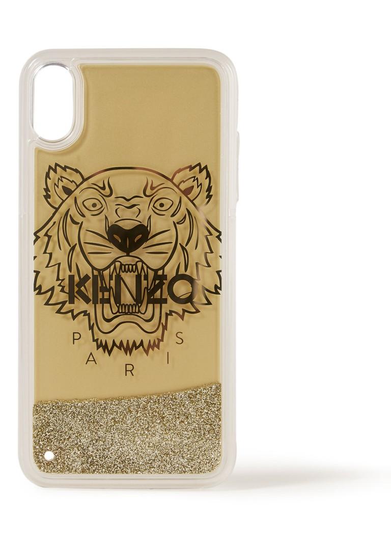 Image of KENZO Tiger telefoonhoes voor iPhone Xs Max