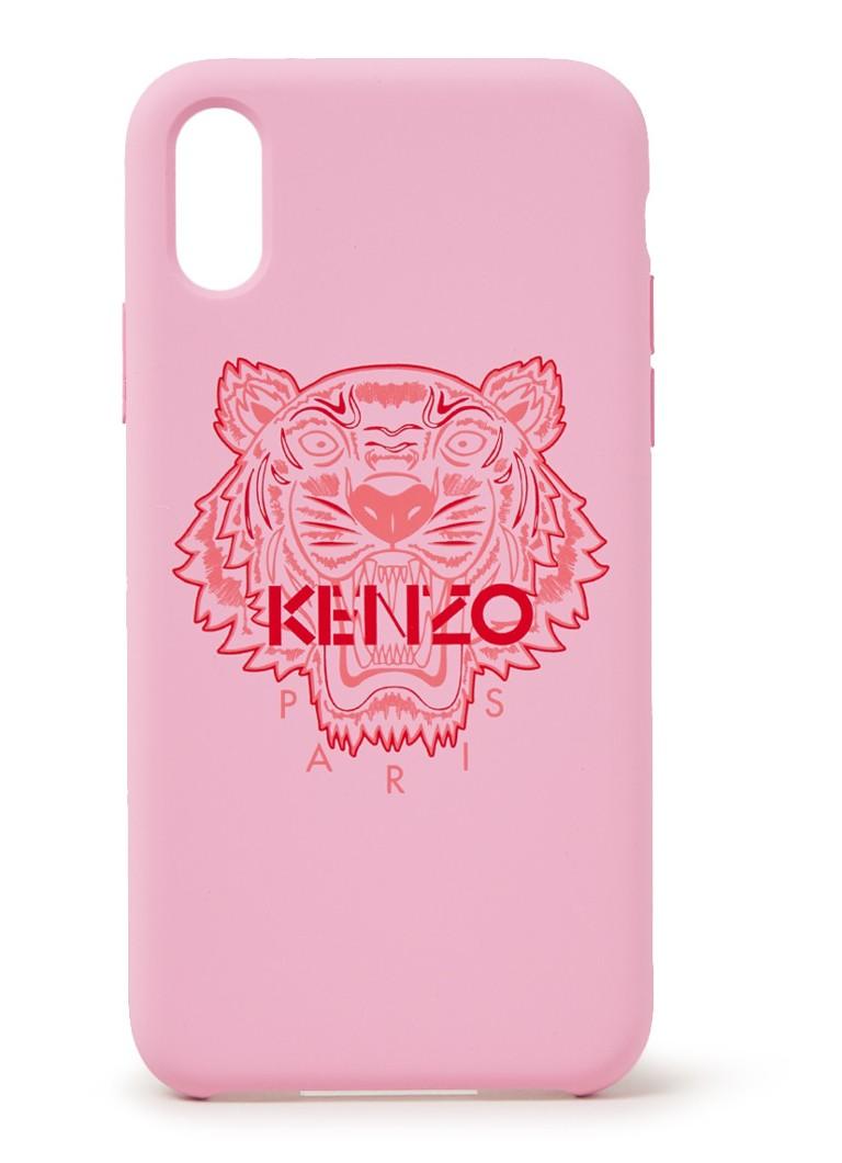KENZO Tiger Head telefoonhoes voor iPhone X en XS