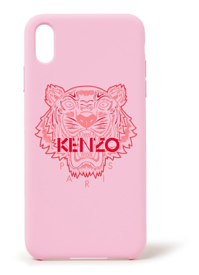 KENZO Tiger Head telefoonhoes voor iPhone XS Max
