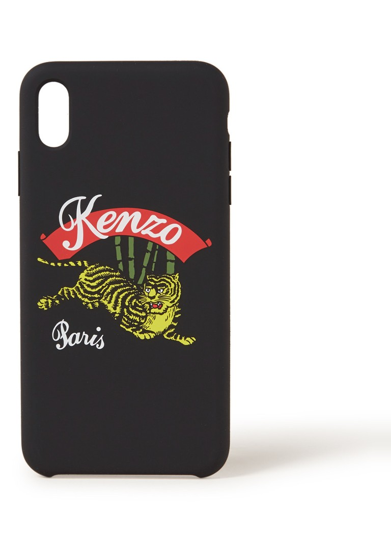 Image of KENZO Jumping Tiger telefoonhoes voor iPhone Xs Max