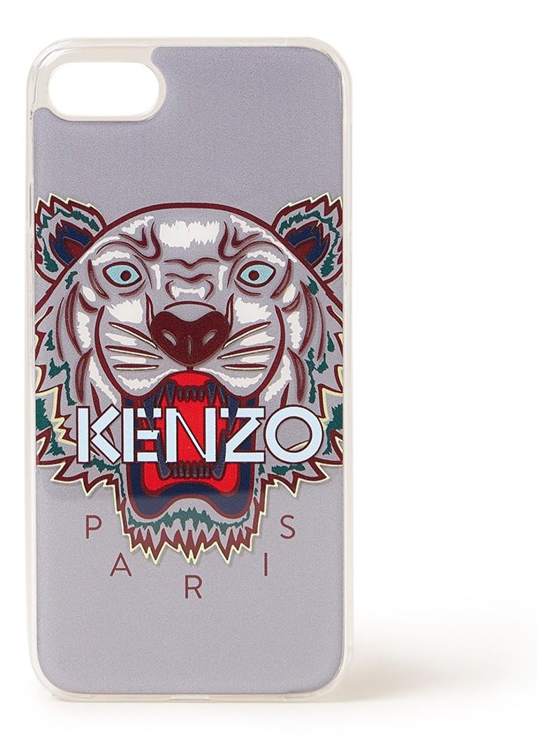 KENZO Tiger telefoonhoes voor iPhone 7 en 8