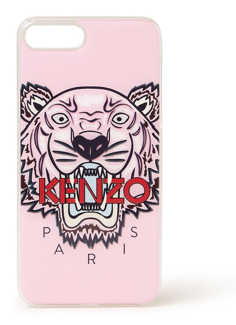 KENZO Tiger telefoonhoes voor iPhone 7 plus en 8 plus