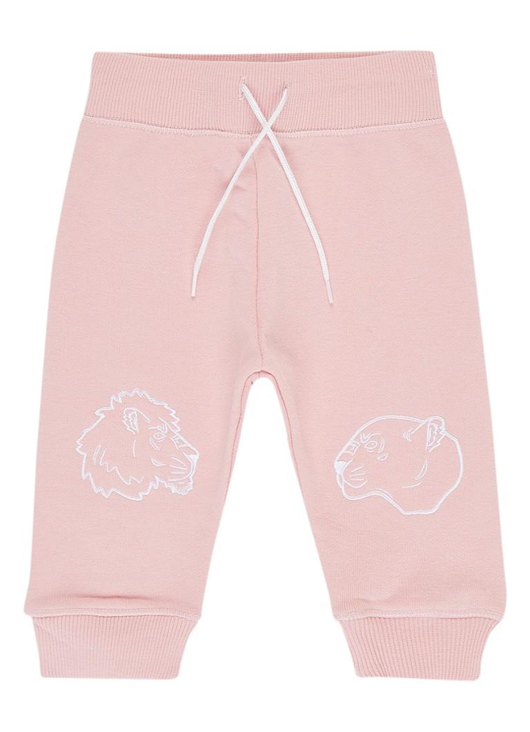 KENZO Eloise sweatpants met logoborduring