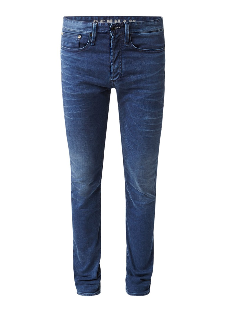 Denham Bolt mid rise skinny fit jeans