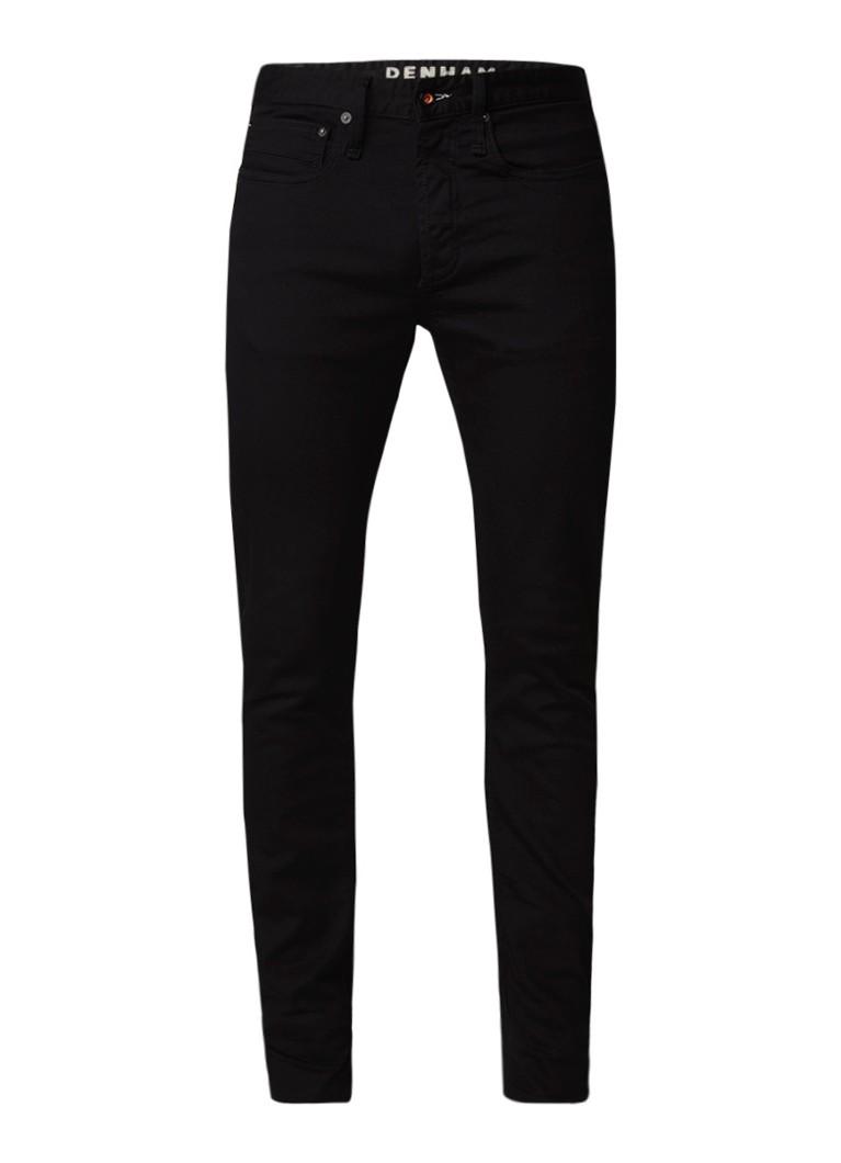 Denham Bolt skinny fit jeans met donkere wassing