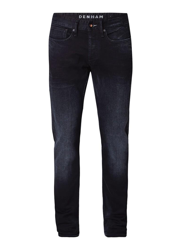 Denham Razor mid rise slim fit jeans