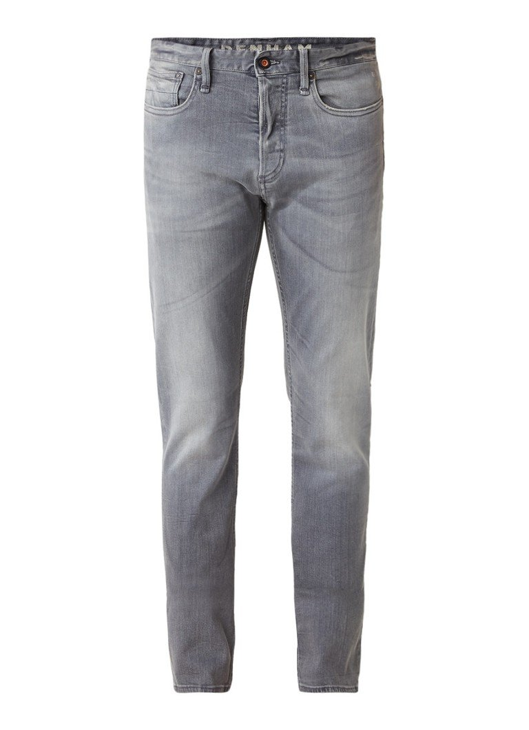 Denham Razor 3YG slim fit jeans met faded look
