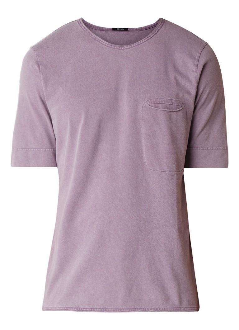 Denham Pass T-shirt met borstzak