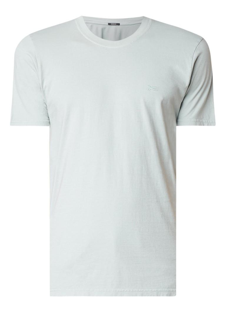 Denham T-shirt van katoen