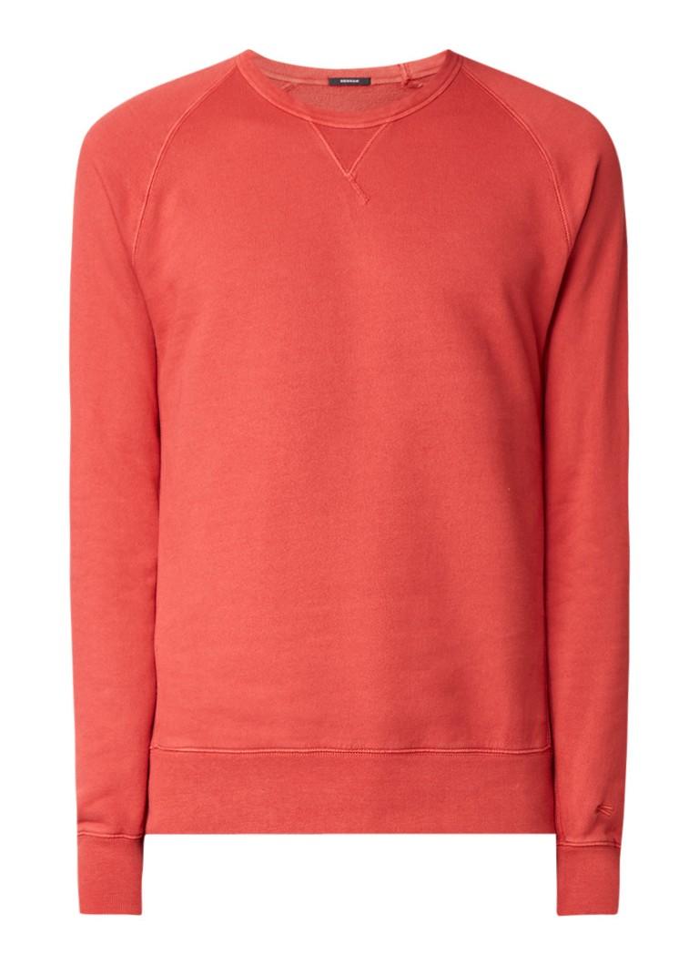 Denham Sweater van katoen