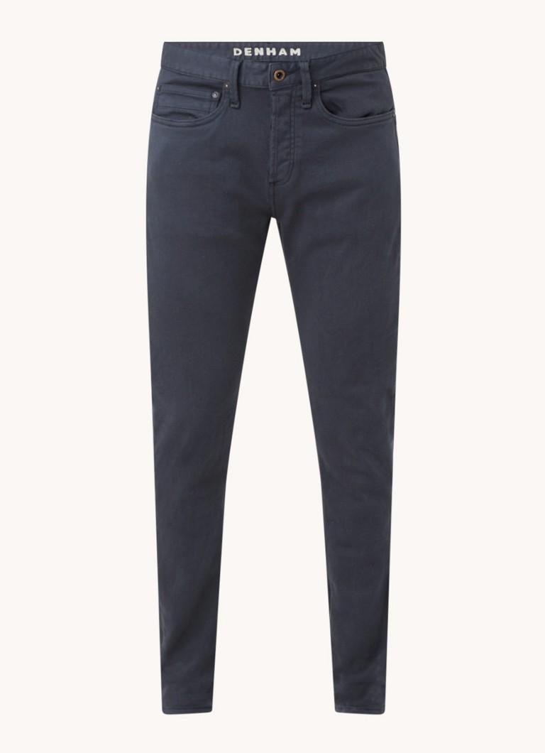 Denham Bolt skinny fit jeans met gekleurde wassing