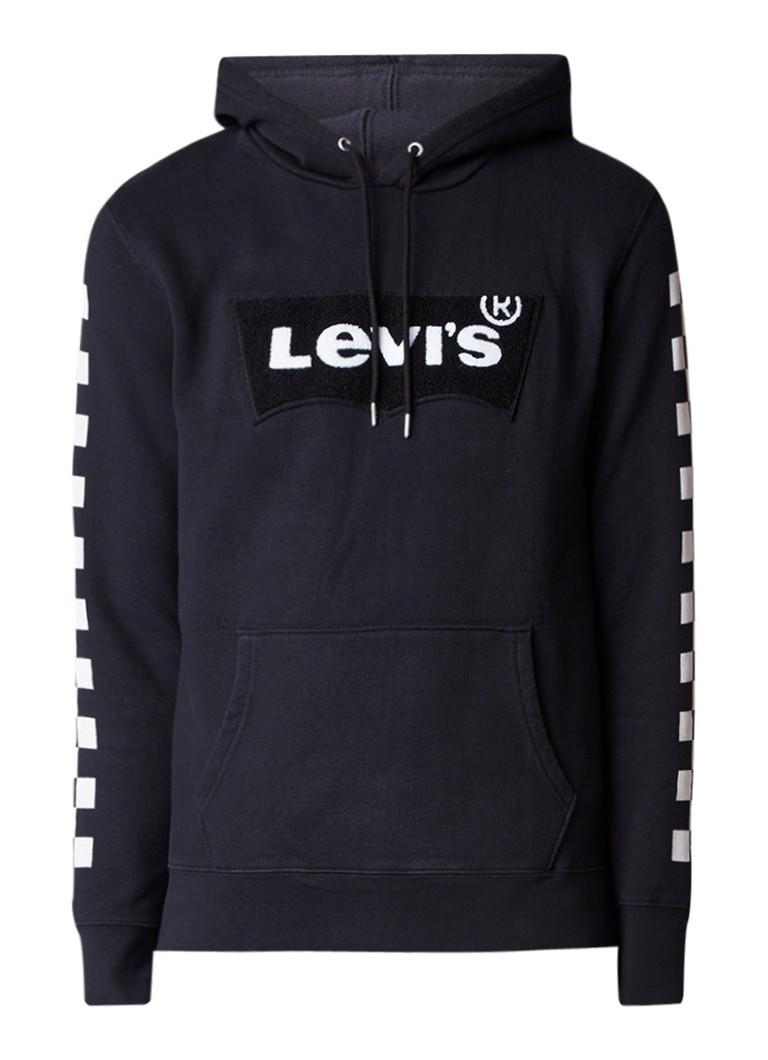 Levi's Hoodie met logoprint