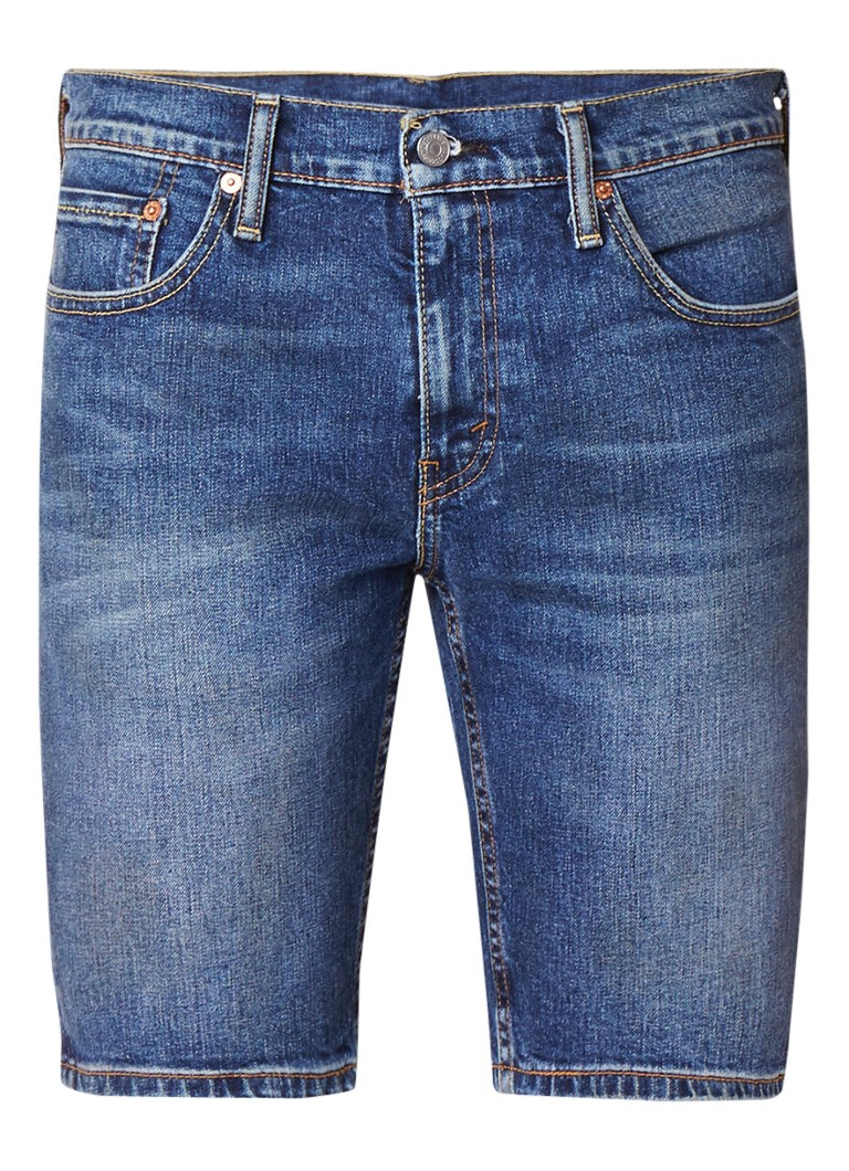Levi's 511 slim fit denim shorts met stretch
