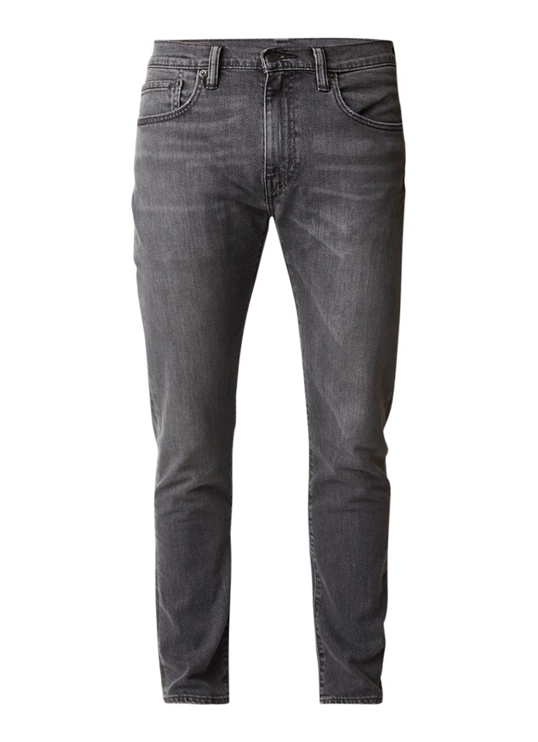 Levi's 512 Berry Hil faded slim fit jeans met stretch