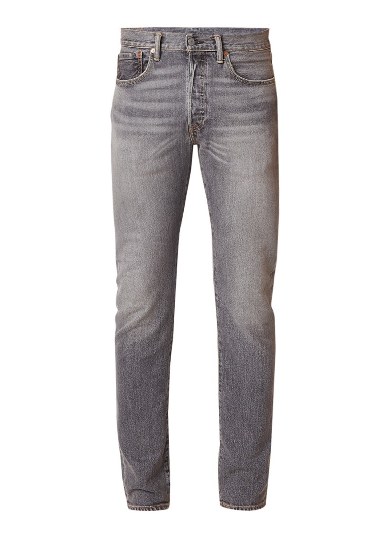 Levi's 501 Simpson high rise skinny fit jeans