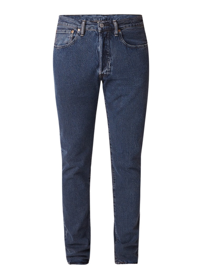 Levi's 501 Skinny Filiforme Morgan King jeans