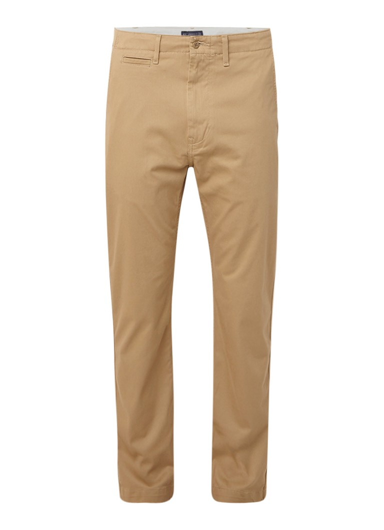 Levi's 502 TRUE CHINO HARVEST GOLD WO