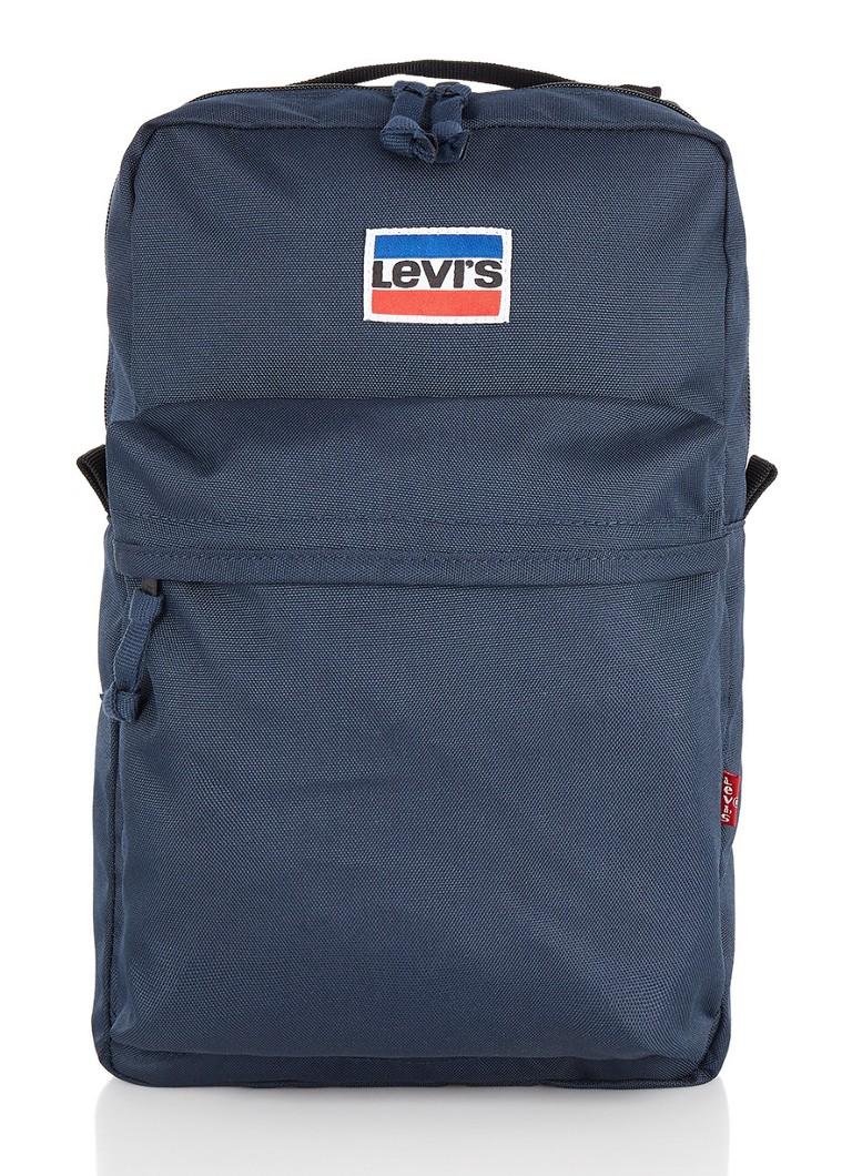 Levi's L Pack Mini rugtas met merkembleem