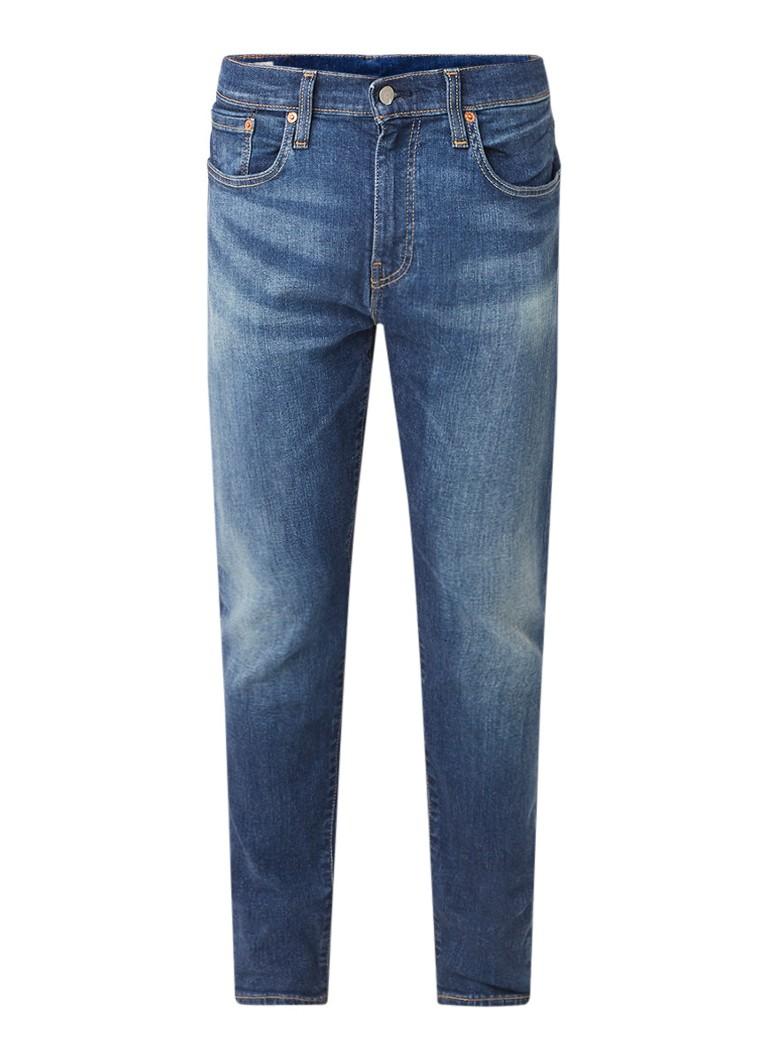Levi's 512 Revolt slim tapered fit jeans met stretch