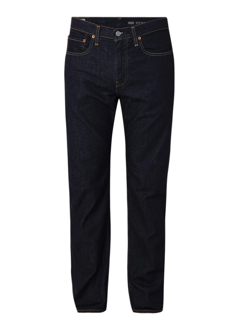 Levi's 502 Performance mid rise straight fit jeans