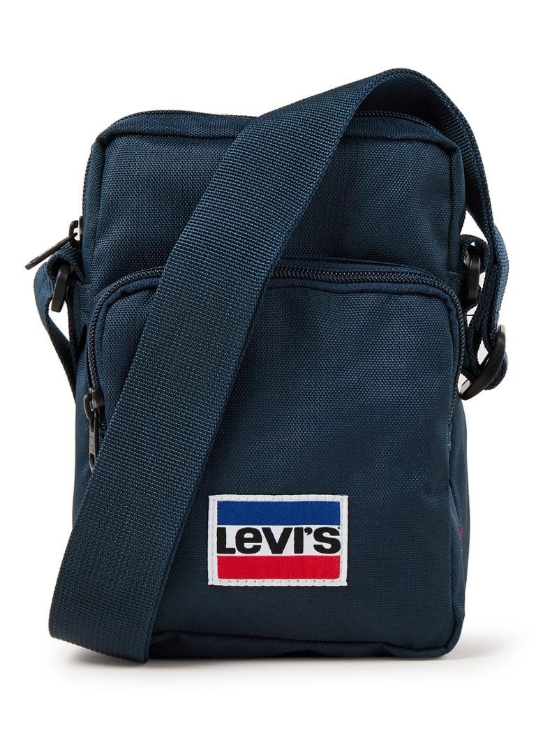 Image of Levi's Crossbodytas met logopatch