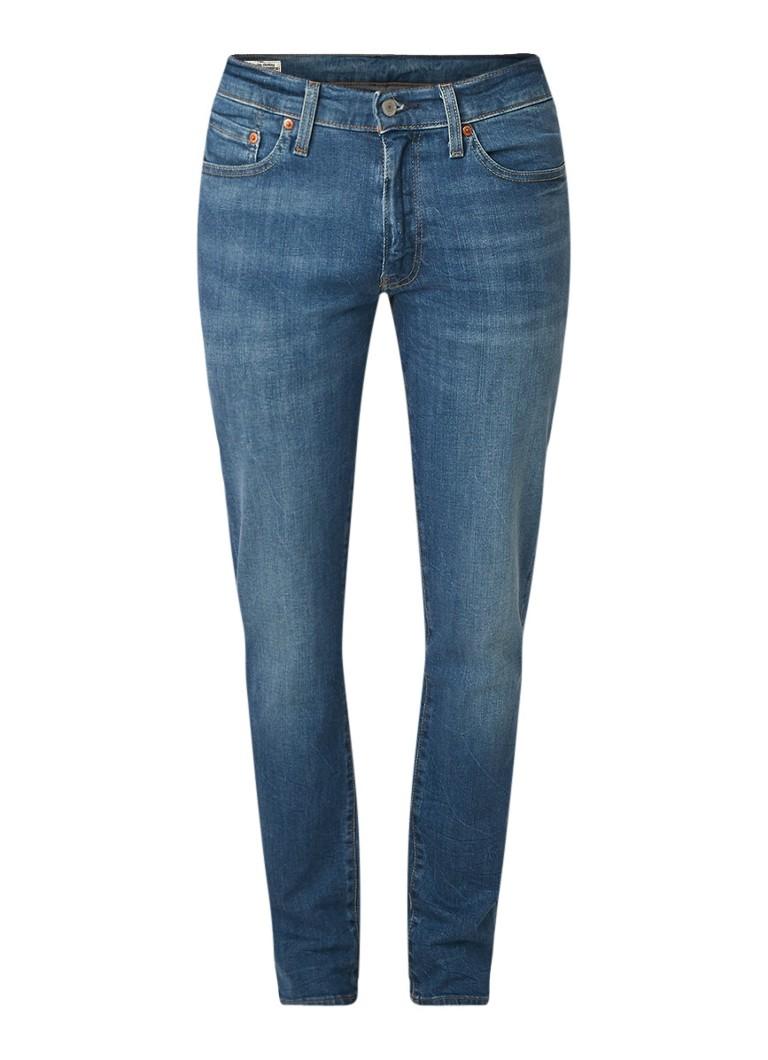 Levi's 511 slim fit jeans met stretch