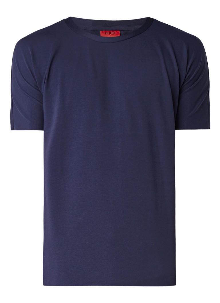 HUGO BOSS Deilly T-shirt in katoenblend