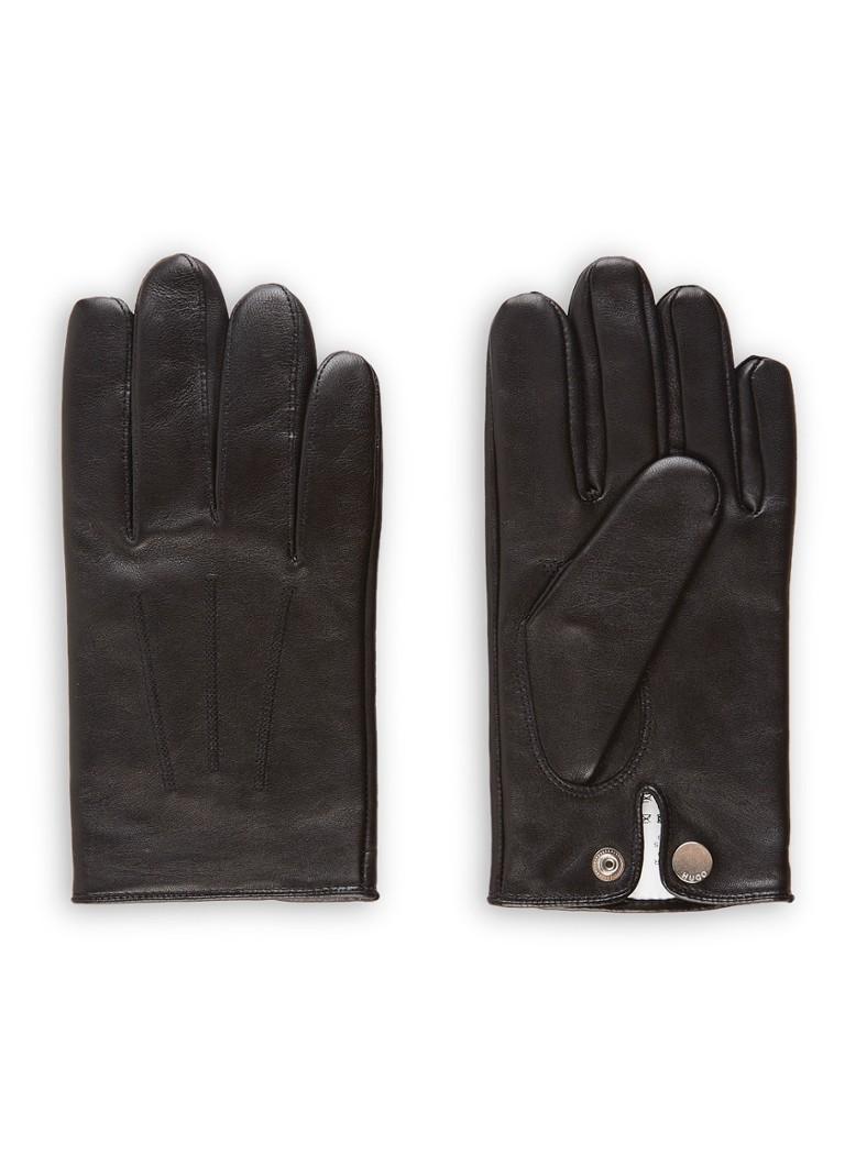 HUGO BOSS HH-51 handschoenen van leer