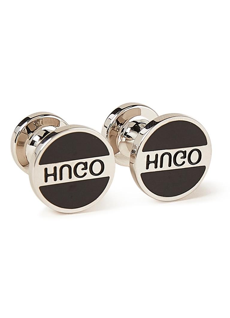 HUGO BOSS E-Keep manchetknopen met logo