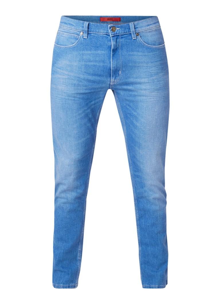HUGO BOSS Slim fit jeans met stretch