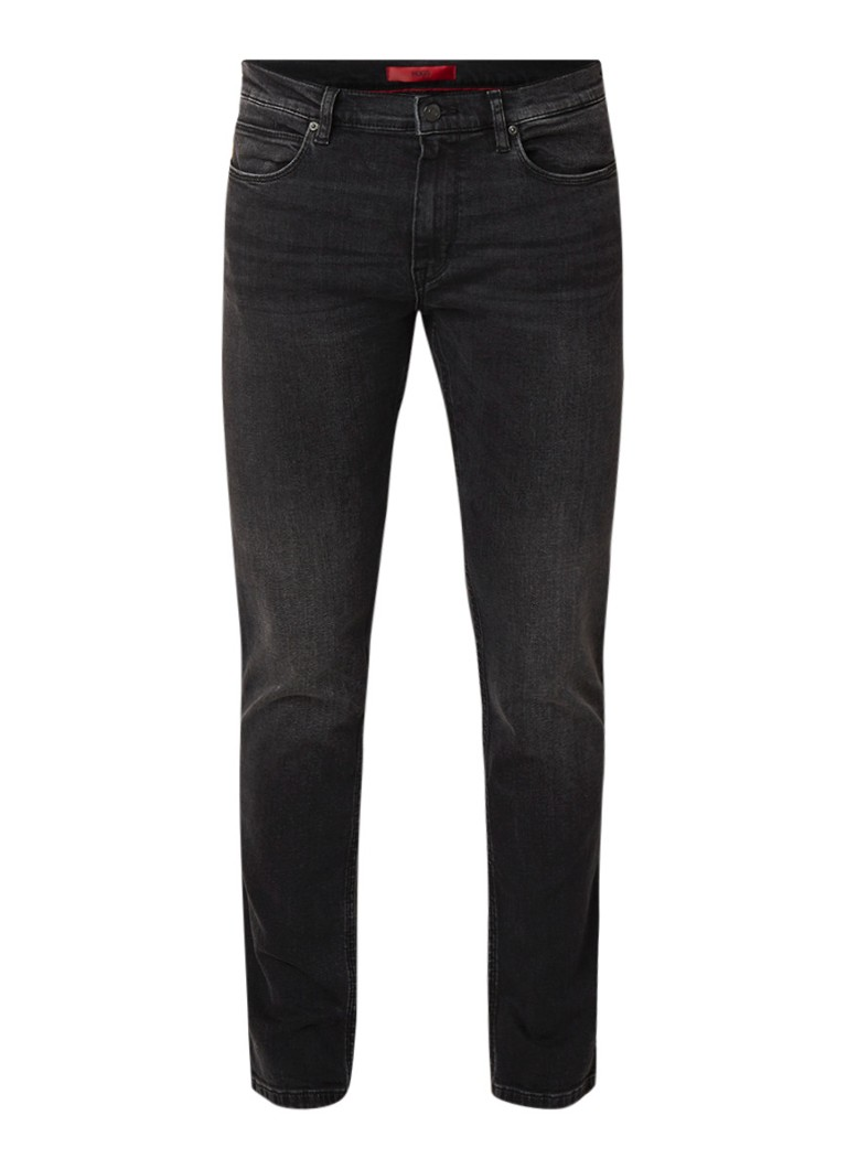 HUGO BOSS HUGO 734 slim fit jeans met stretch