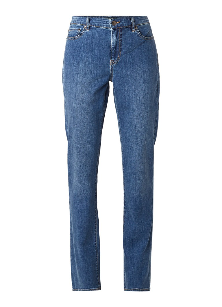 Ralph Lauren Mid rise straight fit jeans