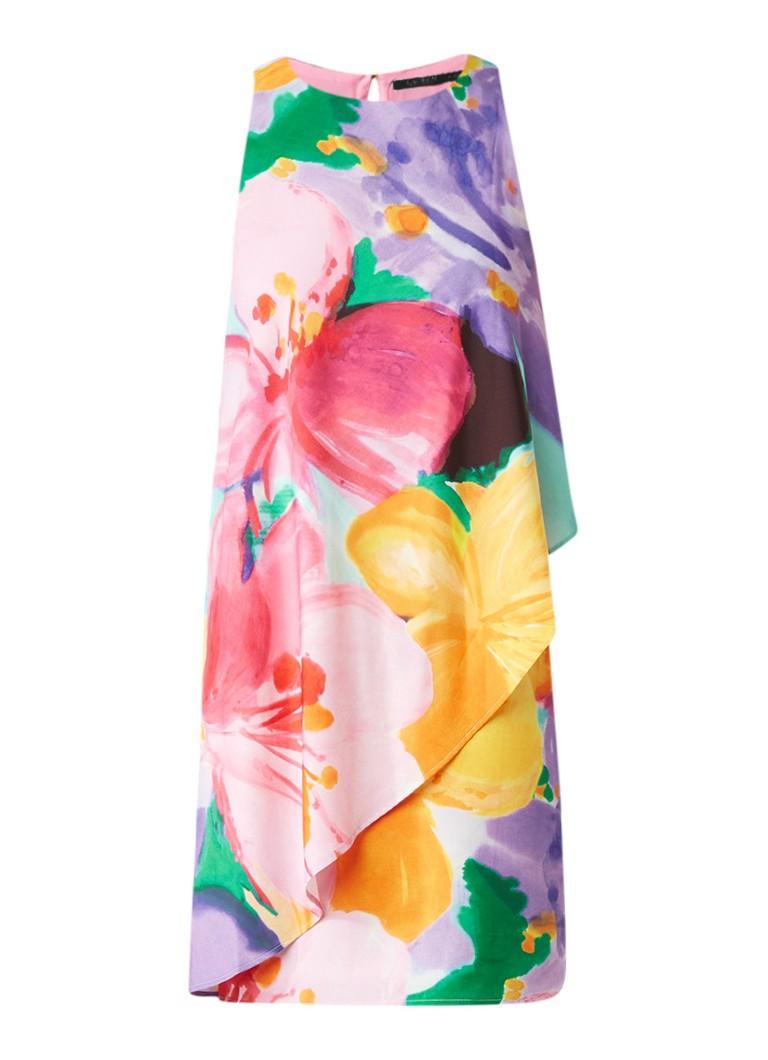 Ralph Lauren Vadrata jurk met