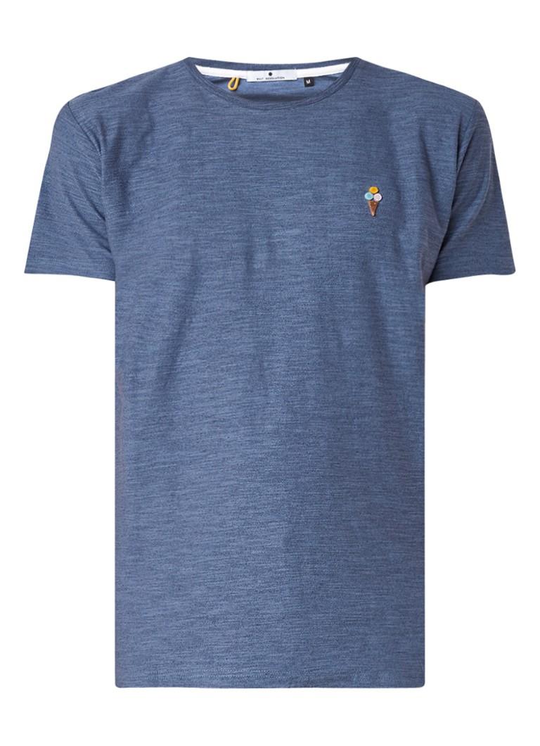 RVLT Revolution Kenneth T-shirt met applicatie