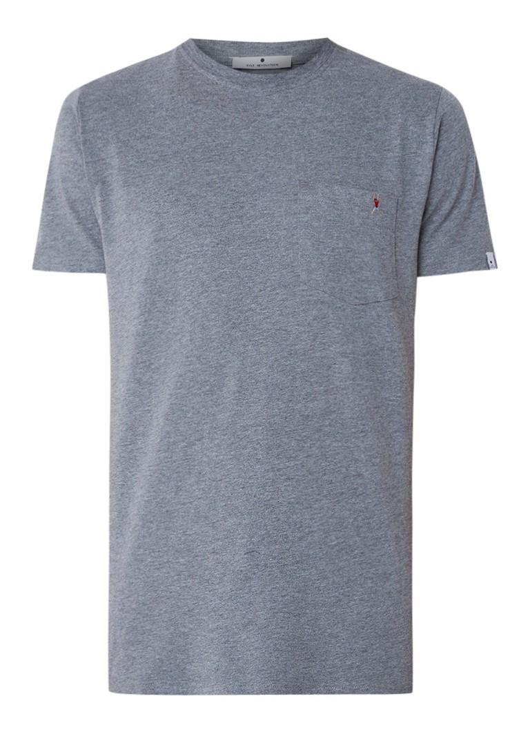 RVLT Revolution Sverre T-shirt met borstzak