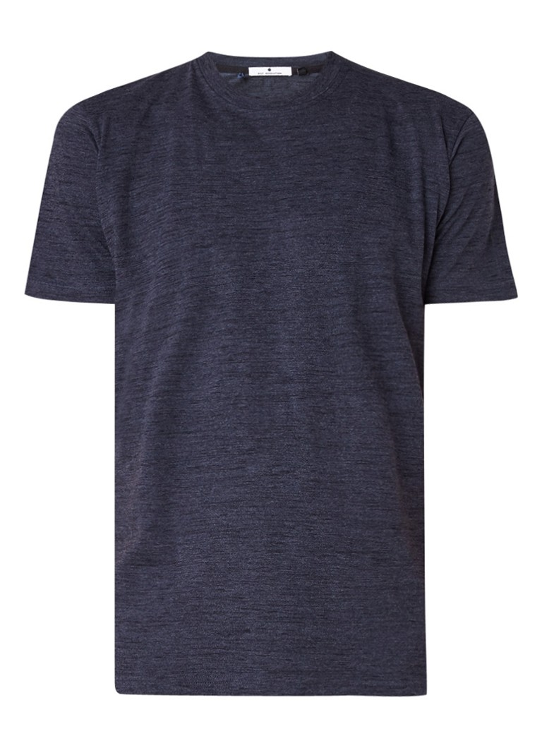RVLT Revolution Kurt T-shirt met ronde hals
