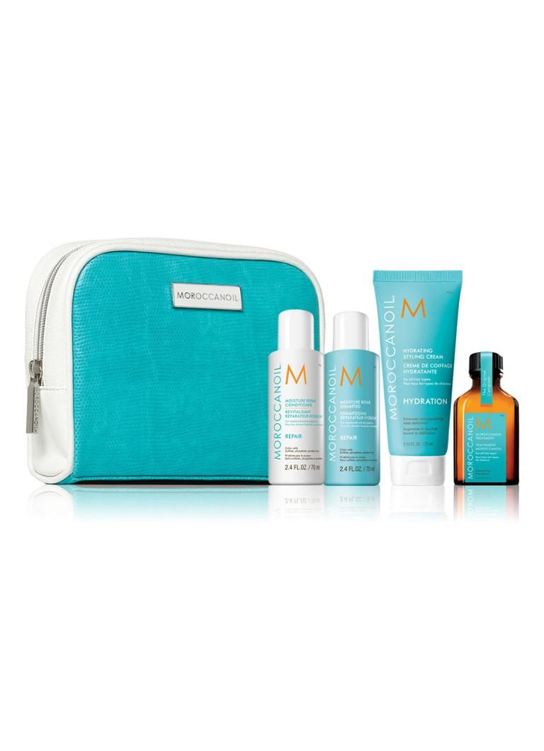 Moroccanoil Travel Kit Repair Hair Improvement - verzorgingsset