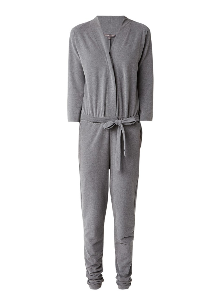 Rituals Home Monroe pyjama jumpsuit met drukknoopsluiting