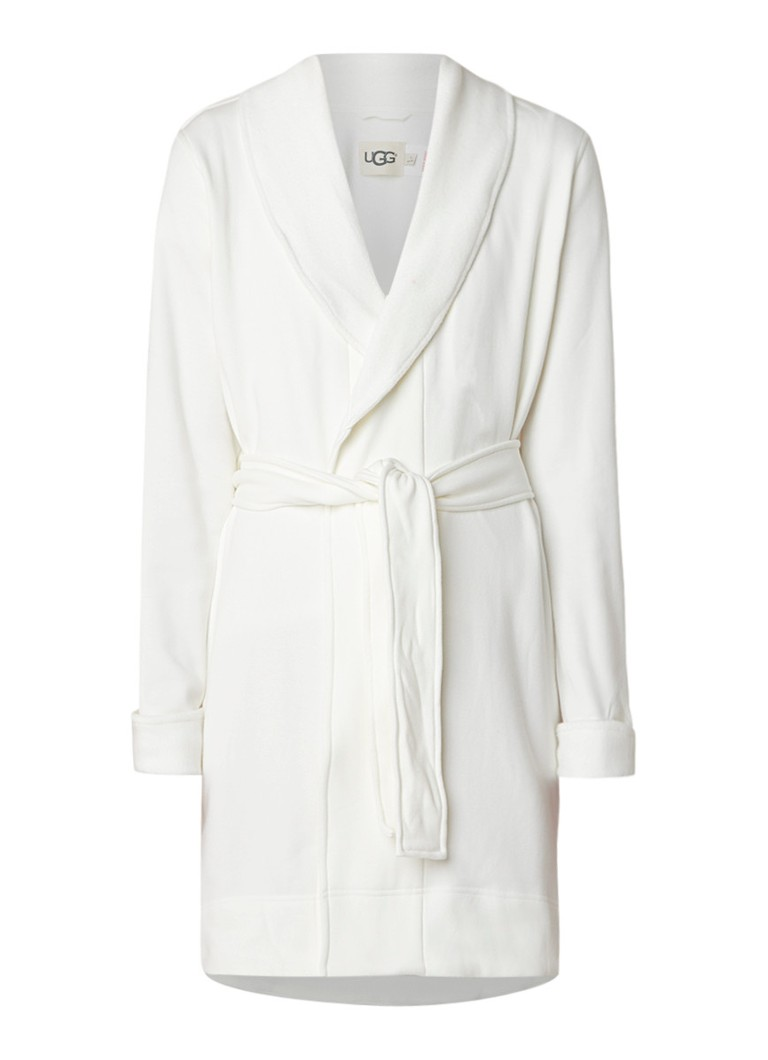 UGG Blanche II badjas van katoen