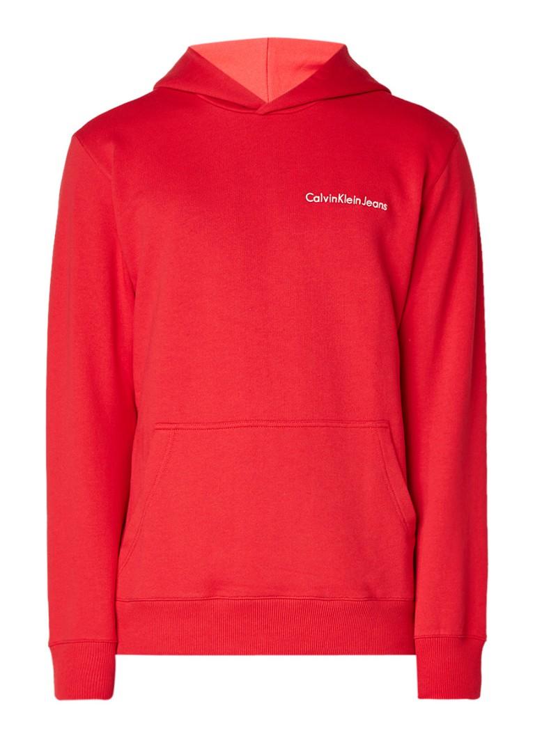 Calvin Klein Horos regular fit hoodie
