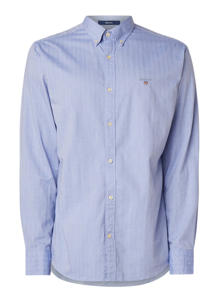 Image of Gant Regular fit button down-overhemd