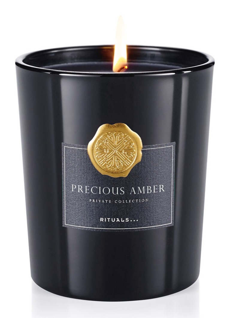 Rituals Precious Amber geurkaars