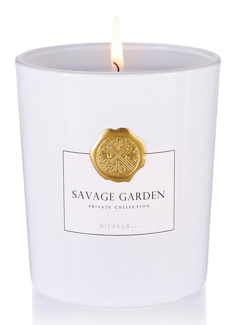 Rituals Savage Garden Luxury geurkaars